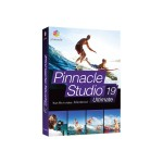 Corel Pinnacle Studio Ultimate - ( v. 19 ) - box pack - 1 user - Win - English PNST19ULENAM