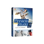Corel Pinnacle Studio Plus - ( v. 19 ) - box pack - 1 user - Win - English PNST19PLENAM