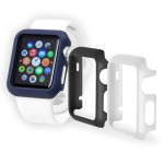 Odyssey Apple Watch Guard 42mm 3-pack (Black+White+Blue)