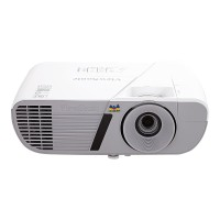 ViewSonic LightStream PJD6552LW - DLP projector - portable - 3D - 3500 lumens - WXGA (1280 x 800) - 16:10 - HD 720p - LAN PJD6552LW