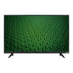 "D39H-D0 - 39"" Class (38.5"" viewable) - D-Series LED TV - 720p - full array - black"