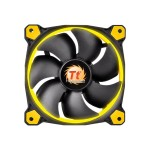 ThermalTake Riing 14 LED - Case fan - 140 mm CL-F039-PL14YL-A