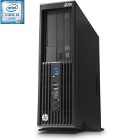 HP Inc. Workstation Z230 - SFF - 1 x Core i5 4590 / 3.3 GHz - RAM 8 GB - HDD 1 TB - DVD SuperMulti - HD Graphics 4600 - GigE - Win 7 Pro 64-bit ( includes Win 10 Pro 64-bit License ) - vPro - monitor: none - Smart Buy L9J83UT#ABA
