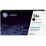 HP Inc. 26A Black Original LaserJet Toner Cartridge CF226A