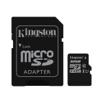32GB microSDHC Class 10 UHS-I 45MB/s Read Card + SD Adapter