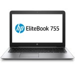 """EliteBook 755 G3 - A series A10 PRO-8700B / 1.8 GHz - Win 7 Pro 64-bit - 8 GB RAM - 256 GB SSD - 15.6"""" 1920 x 1080 ( Full HD ) - Radeon R6 - NFC, 802.11ac, Bluetooth"""