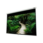 Triton Manual Square - Projection screen - ceiling mountable - 99 in (98.8 in) - 1:1 - Cinema White - white