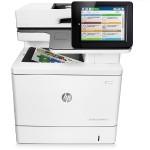 HP Color LaserJet Enterprise Flow M577dn Printer