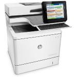 Color LaserJet Enterprise Flow MFP M577z