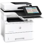 LaserJet Enterprise Flow MFP M527z - Multifunction printer - B/W - laser - Legal (8.5 in x 14 in) (original) - A4/Legal (media) - up to 45 ppm (printing) - 650 sheets - 33.6 Kbps - USB 2.0, Gigabit LAN, NFC, USB 2.0 host
