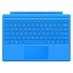 Surface Pro 4 Type Cover Keyboard - Bright Blue