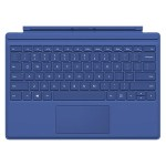 Surface Pro 4  Type Cover Keyboard - Blue