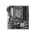 ASUS B150M-PLUS D3 - Motherboard - micro ATX - LGA1151 Socket - B150 - USB 3.0, USB-C - Gigabit LAN - onboard graphics (CPU required) - HD Audio (8-channel) B150M-PLUS D3