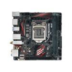 Z170I PRO GAMING - Motherboard - mini ITX - LGA1151 Socket - Z170 - USB 3.0, USB 3.1 - Bluetooth, Gigabit LAN, Wi-Fi - onboard graphics (CPU required) - HD Audio (8-channel)