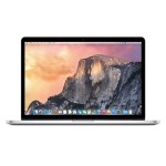 """15.4"""" MacBook Pro with Retina display, Quad-core Intel Core i7 2.5GHz, 16GB RAM, 512GB PCIe-based flash storage, Intel Iris Pro Graphics, Force Touch Trackpad, 9-hour battery life - Refurbished (Open Box Product, Limited Availability, No Back Orders)"""
