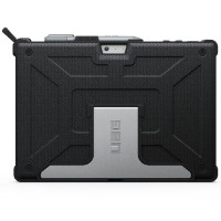Urban Armor Gear Black Case for Microsoft Surface Pro (2017) and Surface Pro 4 UAG-SFPRO4-BLK-VP