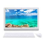 "Chromebase DC221HQ Cwmircz - All-in-one - 1 x Tegra K1 2.1 GHz - RAM 4 GB - SSD - eMMC 16 GB - Kepler - WLAN: 802.11a/b/g/n, Bluetooth 4.0 - Chrome OS - monitor: LED 21.5"" 1920 x 1080 (Full HD) - keyboard: English"