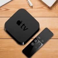 Apple TV - Gen. 4 - digital multimedia receiver - 32 GB MGY52LL/A