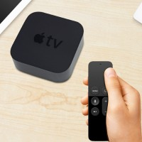 Apple TV - Gen. 4 - digital multimedia receiver - 64 GB MLNC2LL/A