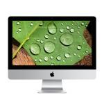 "21.5"" iMac with Retina 4K display, Quad-Core Intel Core i5 3.1GHz, 16GB RAM, 256GB Flash Storage, Intel Iris Pro Graphics 6200, Two Thunderbolt 2 ports, 802.11ac Wi-Fi, Apple Numeric Keyboard, Magic Trackpad 2 - Late 2015"