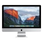 "27"" iMac with Retina 5K display, Quad-Core Intel Core i5 3.3GHz, 16GB RAM, 256GB Flash Storage, AMD Radeon R9 M395 with 2GB of GDDR5 memory, Two Thunderbolt 2 ports, 802.11ac Wi-Fi, Apple Magic Keyboard, Apple Wired Mouse - Late 2015"