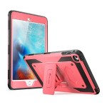 iPad Mini 4 Armorbox Full Body Kickstand Case with Screen Protector - Pink