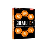Roxio Creator NXT - ( v. 4 ) - box pack - 1 user ( mini-box ) - Win - English, Spanish