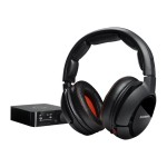 Siberia P800 - Headset - 7.1 channel - full size - wireless