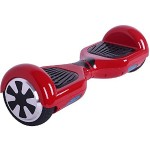 Worry Free Gadgets Smart Self-Balancing Two-Wheel Electric Scooter/Drifting Board - Red XWHEELER-RED