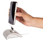 iDockAll - Silver - The Ultimate Docking Solution for iPhones & iPads