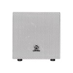 Core V1 Snow Edition - Mini tower - mini ITX - no power supply (PS/2) - white - USB/Audio