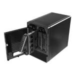 ReadyNAS 214 - NAS server - 4 bays - SATA 3Gb/s - RAID 0, 1, 5, 6, 10, JBOD - RAM 2 GB - Gigabit Ethernet - iSCSI