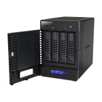 ReadyNAS 214 - NAS server - 4 bays - 8 TB - SATA 3Gb/s - HDD 2 TB x 4 - RAID 0, 1, 5, 6, 10, JBOD - RAM 2 GB - Gigabit Ethernet - iSCSI