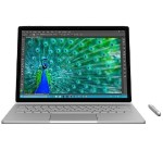 "Surface Book - Tablet - with detachable keyboard - Core i7 6600U / 2.6 GHz - Win 10 Pro 64-bit - 8 GB RAM - 256 GB SSD - 13.5"" touchscreen 3000 x 2000 - GF 940M - Wi-Fi - silver - kbd: English - North America - commercial"