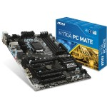 H170A PC MATE ATX Motheboard