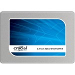 "Crucial BX200 240GB SATA 2.5"" 7mm (with 9.5mm adapter) Internal SSD -  540 MB/s Read / 490 MB/s Write - 3 Year Warranty CT240BX200SSD1"