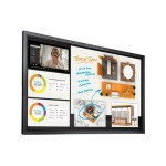 "FHQ552-T - 55"" Class LED display - interactive communication - with touch-screen - 4K UHD (2160p) - edge-lit"
