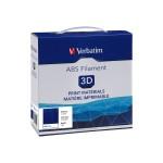 Blue - 2.2 lbs - ABS filament ( 3D )