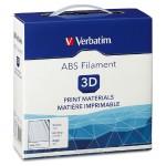 White - 2.2 lbs - ABS filament (3D)