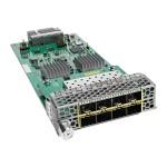 Expansion module - 10 Gigabit SFP+ x 8 - for FirePOWER 9000 Network Module, 9000 Security Module 24, 9000 Security Module 36