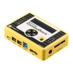 Forensic ComboDock FCDv5.5 - Storage controller - ATA / SATA - eSATA 3Gb/s, FireWire 800, USB 2.0, USB 3.0