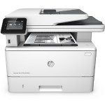LaserJet Pro MFP M426fdw - Multifunction printer - B/W - laser - Legal (8.5 in x 14 in) (original) - A4/Legal (media) - up to 40 ppm (copying) - up to 40 ppm (printing) - 350 sheets - 33.6 Kbps - USB 2.0, Gigabit LAN, Wi-Fi(n), USB host, NFC