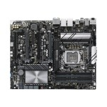 ASUS Z170-WS - Motherboard - ATX - LGA1151 Socket - Z170 - USB 3.0, USB 3.1, USB-C - 2 x Gigabit LAN - onboard graphics (CPU required) - HD Audio (8-channel) Z170-WS