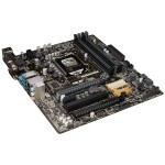 Q170M-C/CSM - Motherboard - micro ATX - LGA1151 Socket - Q170 - USB 3.0 - Gigabit LAN - onboard graphics (CPU required) - HD Audio (8-channel)