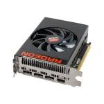 Radeon R9 Nano - Graphics card - Radeon R9 NANO - 4 GB HBM - PCIe 3.0 x16 - HDMI, 3 x DisplayPort