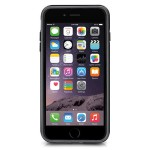 Flexible Protective Frame for iPhone 6/6s Plus - Black