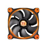 ThermalTake Riing 14 LED - Case fan - 140 mm CL-F039-PL14OR-A