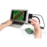 Digital USB Microscope with Observation Stand