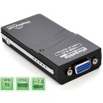 Plugable USB 2.0 VGA Adapter for Multiple Monitors