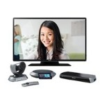 Icon 600 - Video conferencing kit - with  Phone HD, Camera 10x and single display 1080p